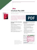VSP_DataSheet_2009