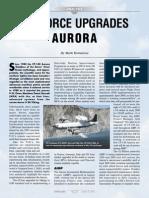 Aurora Upgrades