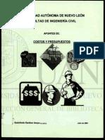 Libro Precios Unitarios