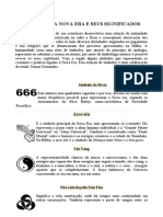 (Sinais & Símbolos - Simbologia) Símbolos da Nova Era e Seus Significados