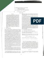An Optimal Parallel Jacobi-Like Solution Method for the Singular Value Decomposition