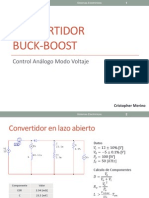 Control Buck-Boost Mediante Factor K