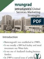 Bumrungrad's Global Services Marketing Strategies