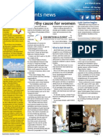 Business Events News for Mon 03 Mar 2014 - Worthy cause for women, incentives upswing, one and only AIME famil,  $4m Centre begins and much more