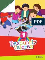 Descubrir Valores 1