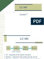 LC-MS-I (intro)