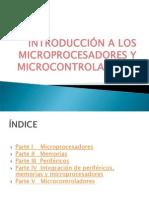 3.- Tema 5. Microprocesadores y Microcontroladores.
