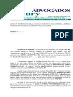 Defesa Administrativa de INSS - Carmelito Melgaço
