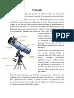 Telescopio y Microscopio (resumen)