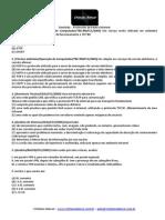 Simulado - Protocolo de Rede e Internet