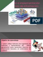 Desarrollo e implementacion de sistemas de información