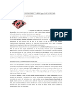 RESEÑA TEXAS INSTRUMENTS MSP430 LAUNCHPAD