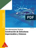 Sika - Estructuras Impermeables y Estancas