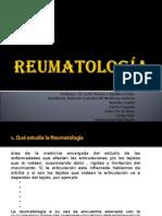 100 preguntas básicas de Reumatología