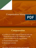 Compensation Management fundamentals