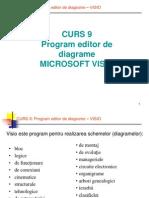 Curs 9 Program Editor de Diagrame - Visio