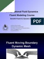 Seventh-Fluent-Dynamic Mesh User Guide