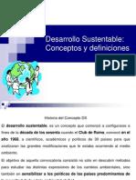 02_Clase2_Concepto de Desarrollo Sustentable