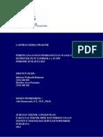 Perencanaan Dan Pembangunan Water Treatment Plant Di Proyek PLTU Lombok 1x25 MW