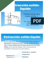 Aportr Extraccion Solido-liquid