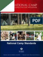Acreditasi Standar Camp Amerika