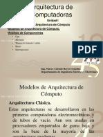 Arquitectura de Computadoras Unidad I (1)