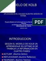 2005 03 16 Resultados Modelo Kolb (2)
