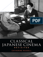 Classical Japanese Cinema Revisited