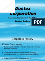 Dustex Overview for DustexTurkey Training