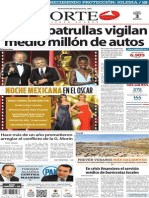 Periódico Norte edición impresa día 3 de marzo 2014