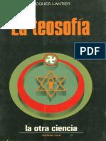 Lantier, Jacques - La Teosofía