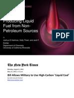Liquid Coal