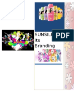 34994170 Sunsilk Its Branding Strategies