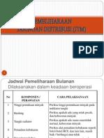 1. Presentasi Pemeliharaan JTM