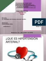 Plan Educativo Hta, Dm Tipo2, Tbp.