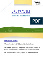 VRL Travels Online Bus Booking - TicketGoose