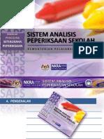Manual S/U peperiksaan SAPS