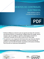 Fundamentos de Controles Electricos