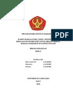 PKMT- Kamus Bahasa Kaili Online via SMS