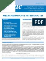 INFAC Vol 21 n 6 Medicamentos Intervalo QT
