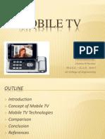 Mobile TV Seminar