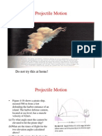 Physics - Projectile Motion