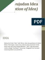 Pengwujudan Idea