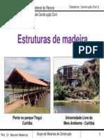 TC025 Estruturas de Madeira