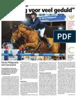 HBVL 3/3/'14 - Nicola Philippaerts pakt eerste wereldbekerzege