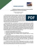 6. Disease Advisory_EMS-AHPNS