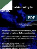 Orlando Iván Lira Coronilla - Sobre el Matrimonio y la Familia