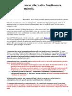Exemplul Burzinski-Tratamentele Cancer Alternative Functioneaza