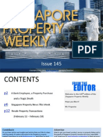 Singapore Property Weekly Issue 145