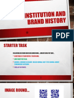 3rd Lesson Institution and Brands Marmite 1